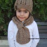 Kız Bebek Şapkaları Modelleri