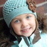 Kız Bebek Şapkaları Modelleri 17