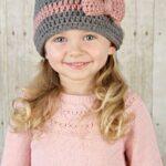 Kız Bebek Şapkaları Modelleri 20