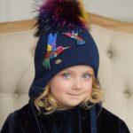Kız Bebek Şapkaları Modelleri 23