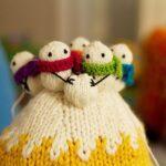 Kız Bebek Şapkaları Modelleri 27