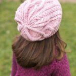 Kız Bebek Şapkaları Modelleri 28