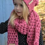 Kız Bebek Şapkaları Modelleri 30