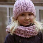 Kız Bebek Şapkaları Modelleri 33