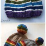 Kız Bebek Şapkaları Modelleri 35