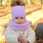 Kız Bebek Şapkaları Modelleri 38
