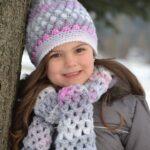 Kız Bebek Şapkaları Modelleri 45