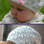 Kız Bebek Şapkaları Modelleri 50