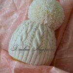 Kız Bebek Şapkaları Modelleri 51