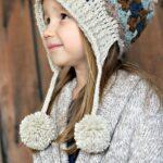Kız Bebek Şapkaları Modelleri 54