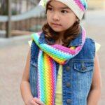 Kız Bebek Şapkaları Modelleri 57