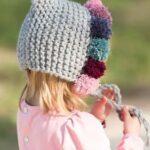 Kız Bebek Şapkaları Modelleri 58