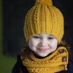 Kız Bebek Şapkaları Modelleri 60