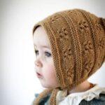 Kız Bebek Şapkaları Modelleri 64