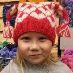 Kız Bebek Şapkaları Modelleri 65