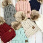 Kız Bebek Şapkaları Modelleri 67