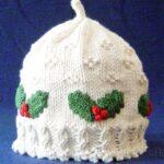 Kız Bebek Şapkaları Modelleri 6