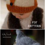 Kız Bebek Şapkaları Modelleri 74