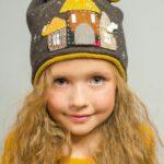 Kız Bebek Şapkaları Modelleri 7