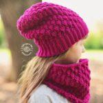 Kız Bebek Şapkaları Modelleri 79