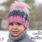 Kız Bebek Şapkaları Modelleri 80