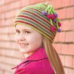 Kız Bebek Şapkaları Modelleri 81