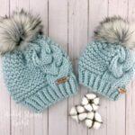 Kız Bebek Şapkaları Modelleri 83