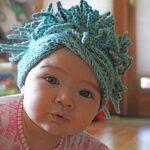 Kız Bebek Şapkaları Modelleri 84