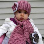 Kız Bebek Şapkaları Modelleri 8