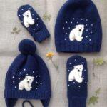 Kız Bebek Şapkaları Modelleri 90