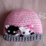 Kız Bebek Şapkaları Modelleri 93