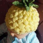 Kız Bebek Şapkaları Modelleri 96
