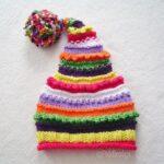Kız Bebek Şapkaları Modelleri 97