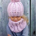 Kız Bebek Şapkaları Modelleri 98