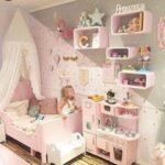 Kız Odası Dekorasyonu Fikirleri 31