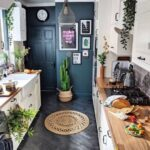 Küçük Mutfak Dekorasyon Fikirleri 36