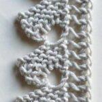 Örme Kenar Süsleri Modelleri 55