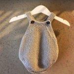 Pirinç Örgü Bebek Hırka Modelleri 7
