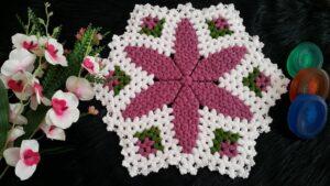 Süreyya Çiçeği Lif Yapımı