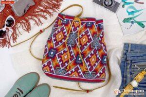 Tabanlı Wayuu Çanta Yapılışı