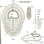 Tığ İşi Babet Patik Modelleri Anlatımlı 41