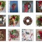 Yılbaşı Noel Çelenkleri ve Yapılışı 88