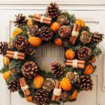 Yılbaşı Noel Çelenkleri ve Yapılışı 10