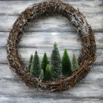Yılbaşı Noel Çelenkleri ve Yapılışı 16