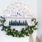 Yılbaşı Noel Çelenkleri ve Yapılışı 17