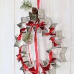 Yılbaşı Noel Çelenkleri ve Yapılışı 24