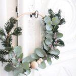 Yılbaşı Noel Çelenkleri ve Yapılışı 33
