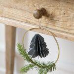 Yılbaşı Noel Çelenkleri ve Yapılışı 36