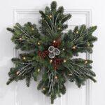 Yılbaşı Noel Çelenkleri ve Yapılışı 42