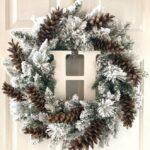 Yılbaşı Noel Çelenkleri ve Yapılışı 48